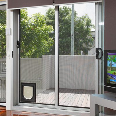 Pet Doors for Screens